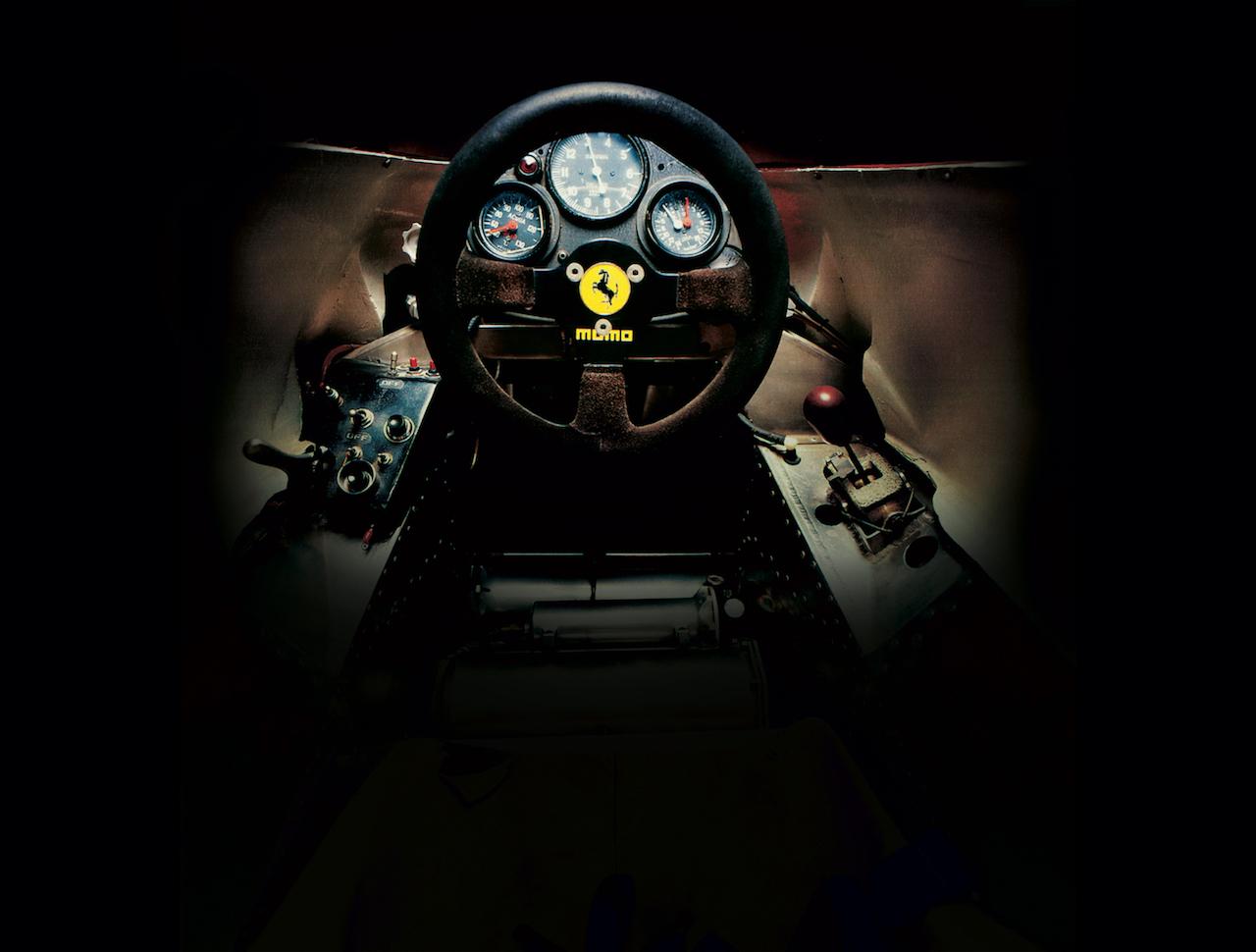 MOMODESIGN. Volante Ferrari