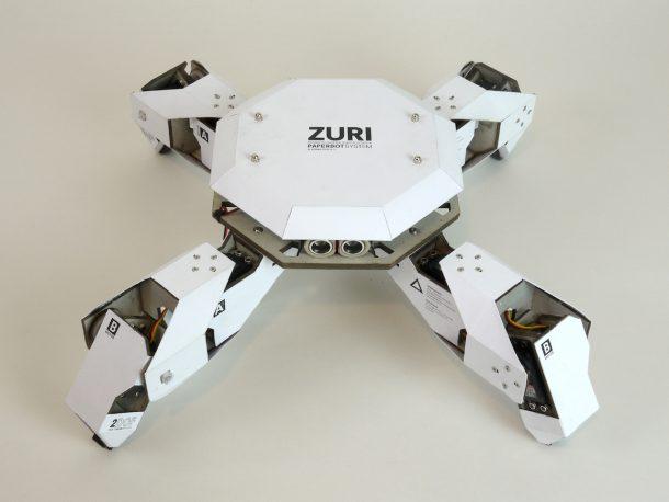 Paper Robots & Co. Comieco