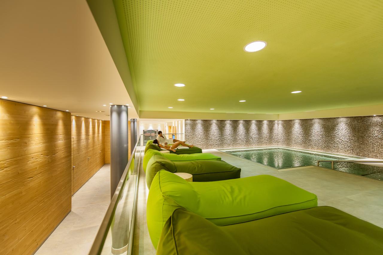 Aqua Dome Tirol. Relax area 4