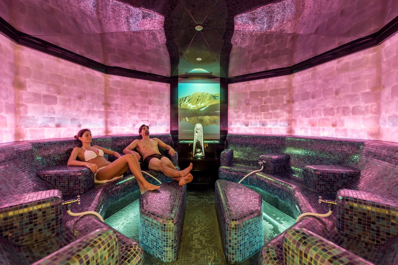 Aqua Dome Tirol. Screen al sale