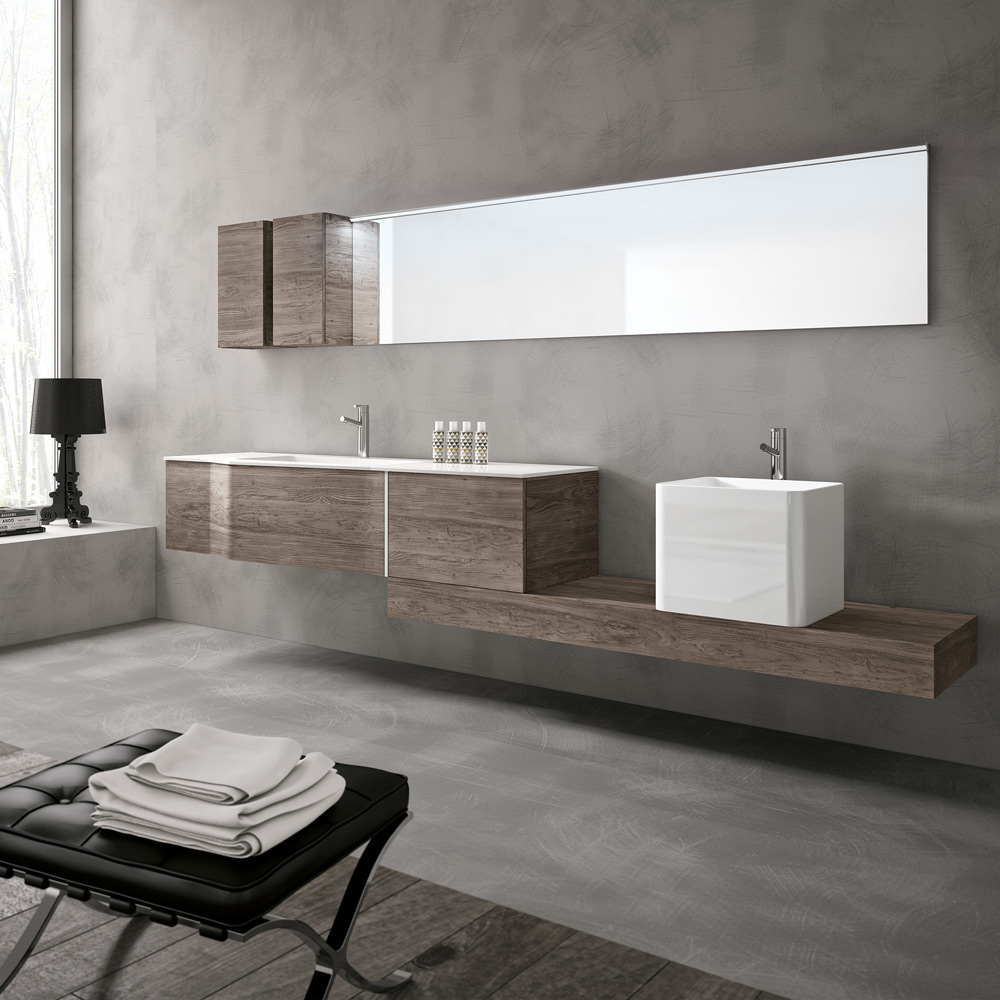 Str8 per un ambiente bagno di design design street for Mobili di design uk
