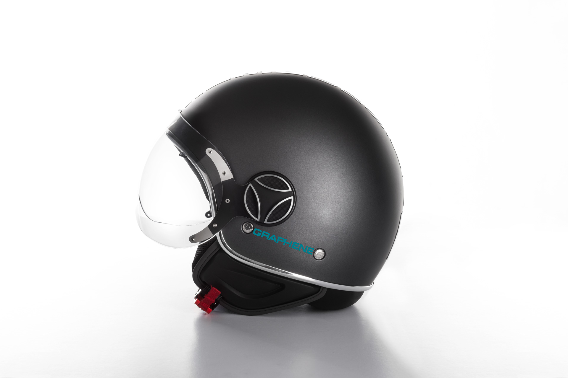 momodesign: casco in graphene