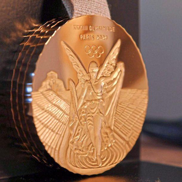 medaglia olimpiadi 2014