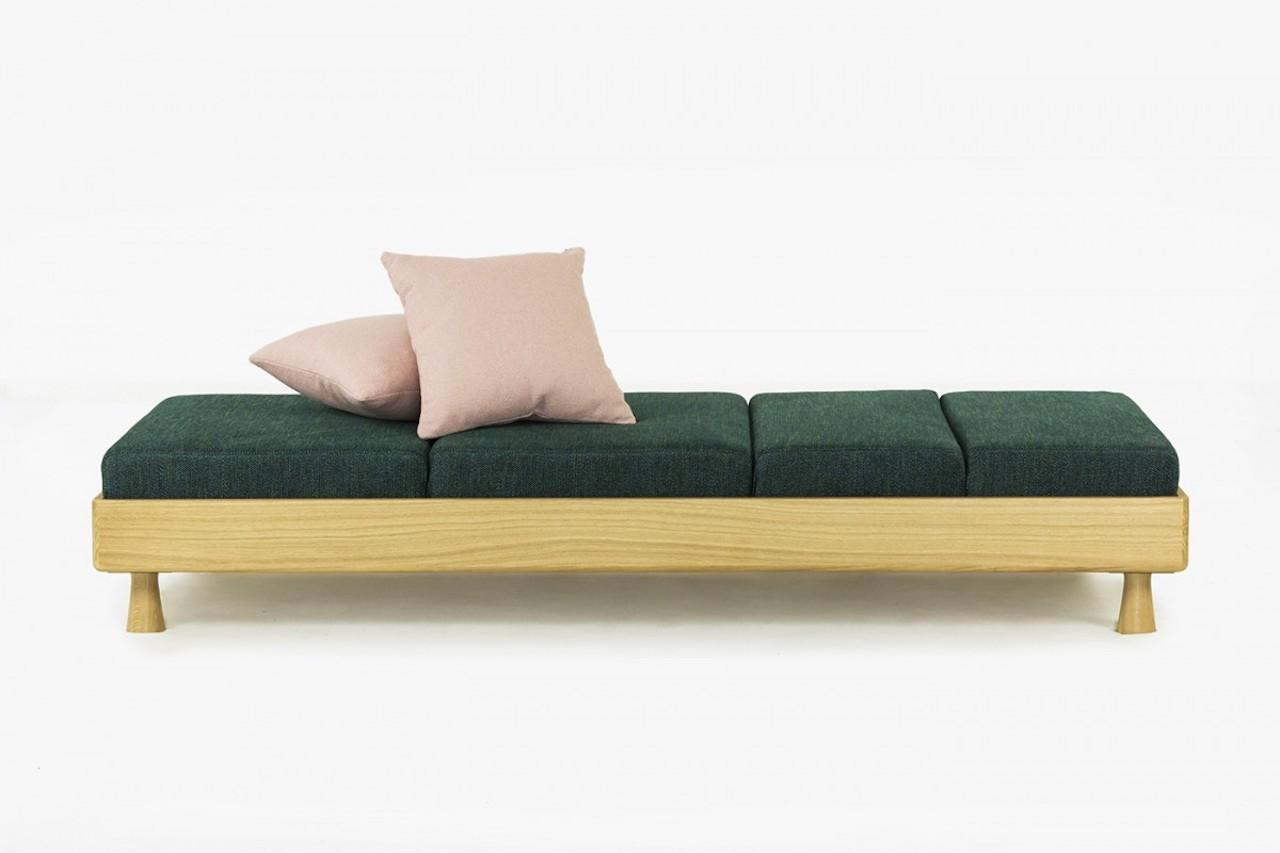 Meda, il divano letto trasformabile tutto italiano