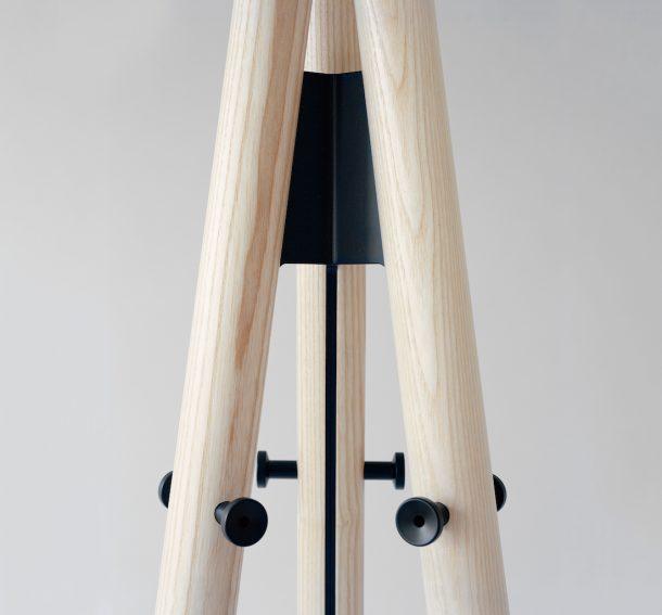 guardaroba in legno