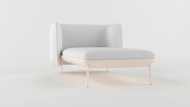 divano schienale girevole