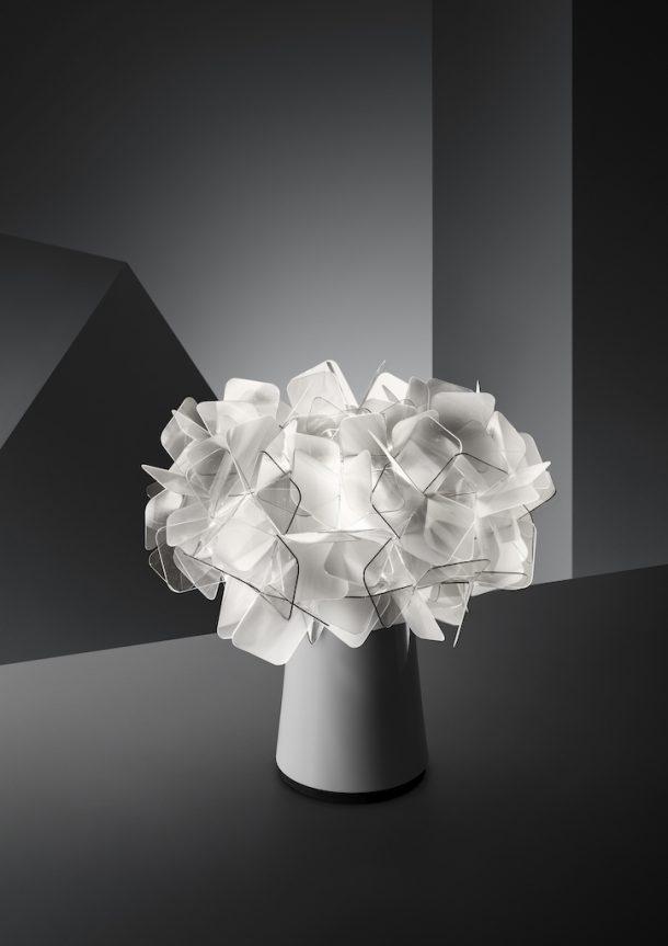 lampada floreale