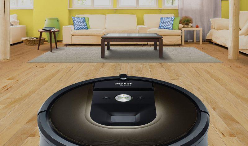 Robot aspirapolvere Roomba