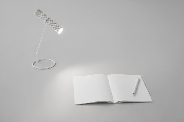 Nendo Paper Torch
