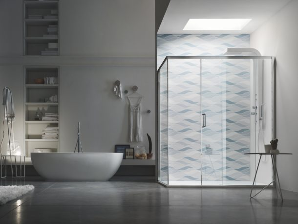 AKS Shower di Arcom bagno