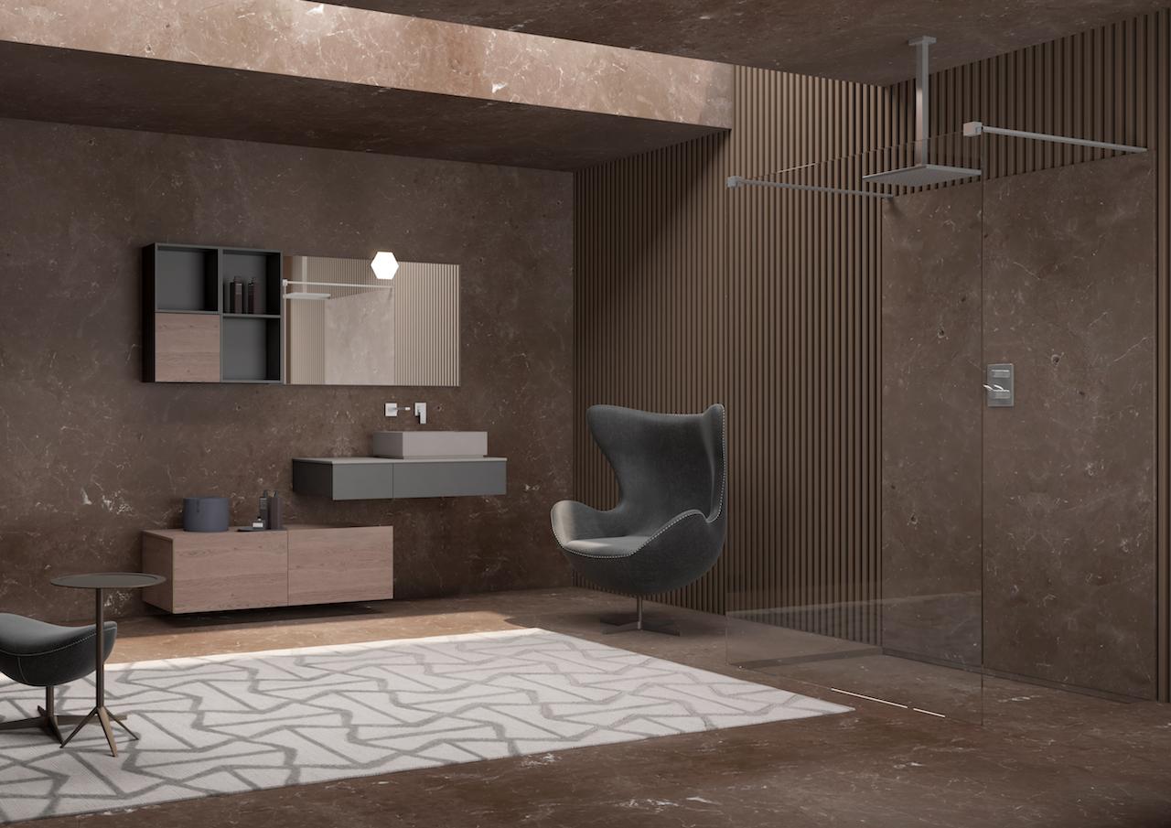 Simple un nuovo arredo bagno with nuovo bagno - Muffa piastrelle doccia ...