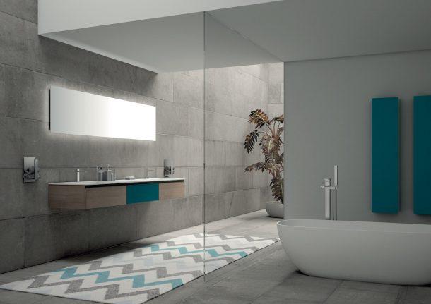 Alpemadre. Un nuovo arredo bagno