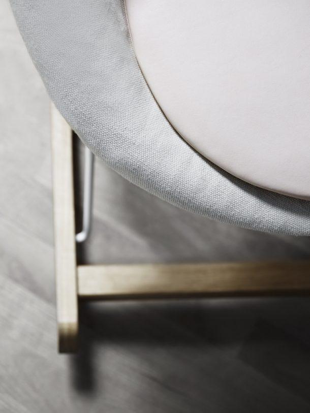 Rocking Nest Chair, Carl Hansen & Søn