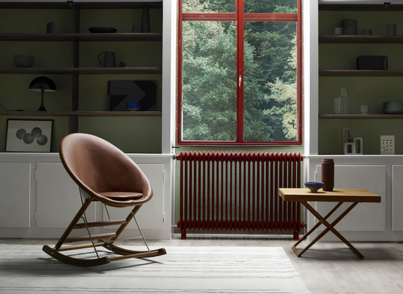 Rocking Nest Chair, Carl Hansen & Søn