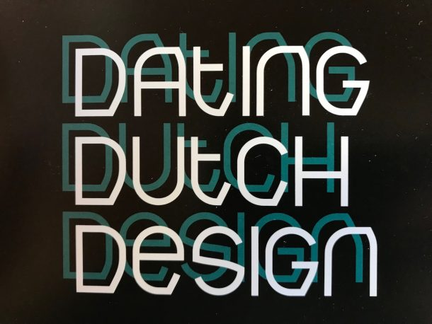 Dutch Design Week 2017 di Eindhoven