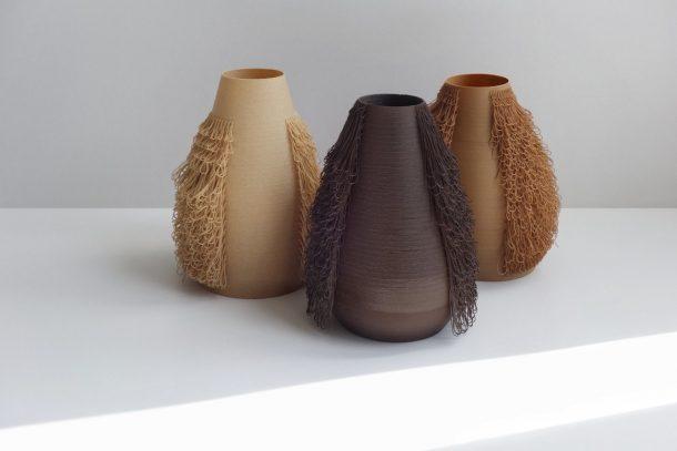 vasi stampati 3D