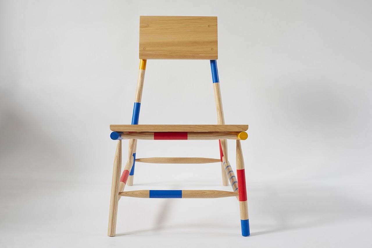 Mikado la sedia ispirata al gioco dello shanghai design for Gioco dello shanghai