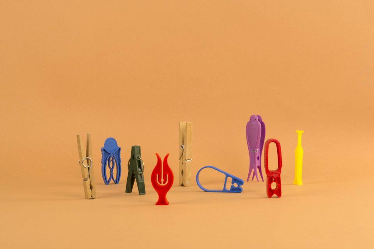 Giulio Iacchetti Ecodesign Per Regenesi : La mostra mollette da bucato anche loro sono oggetti di