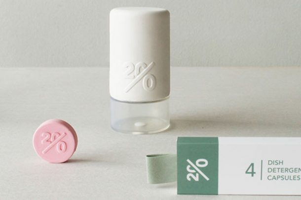 Twenty packaging