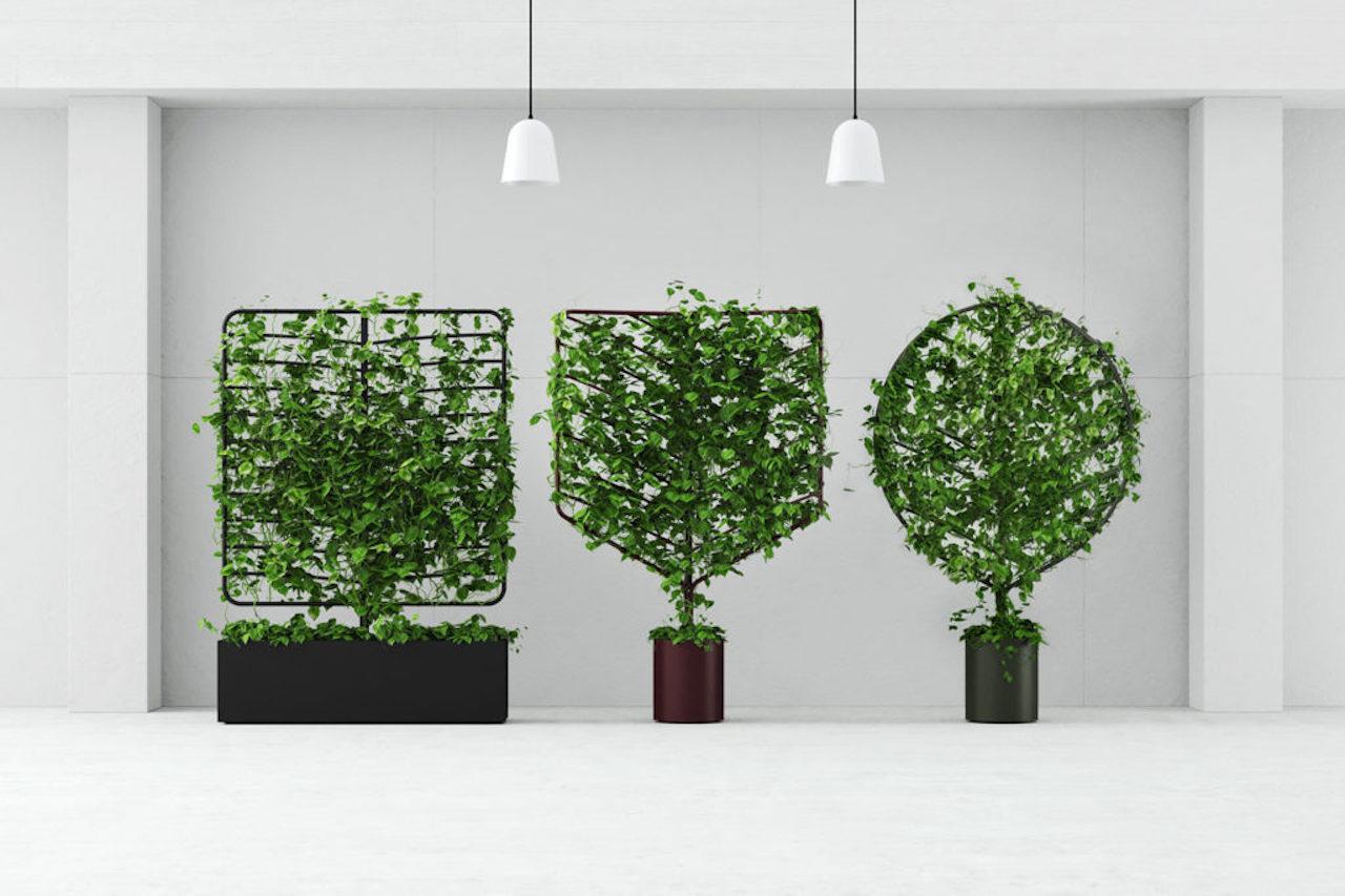 Botanical planter screens vasi per rampicanti design street - Vasi piante design ...