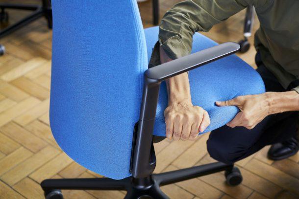 sedia per ufficio