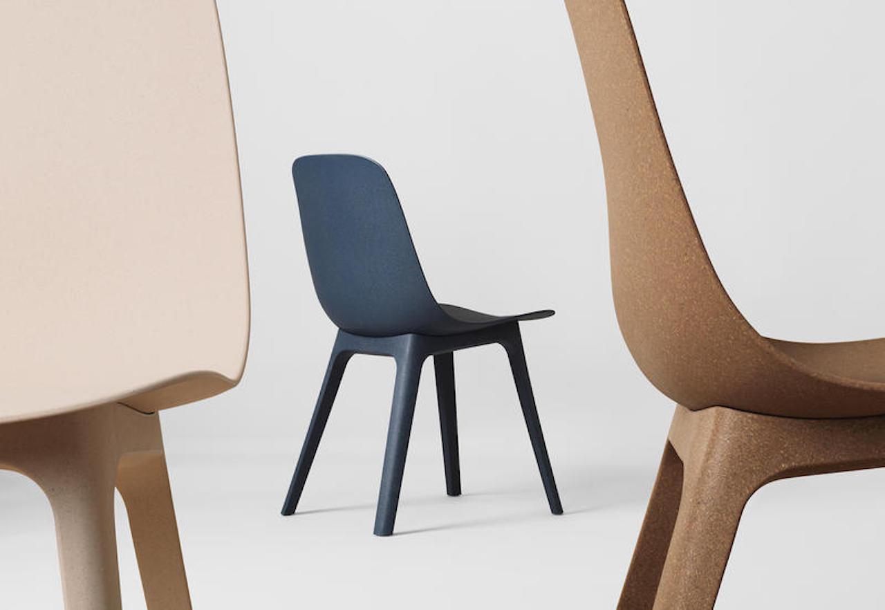 Sedie In Plastica Riciclata.Odger La Nuova Sedia Ikea Nata Dal Materiale Riciclato Design Street