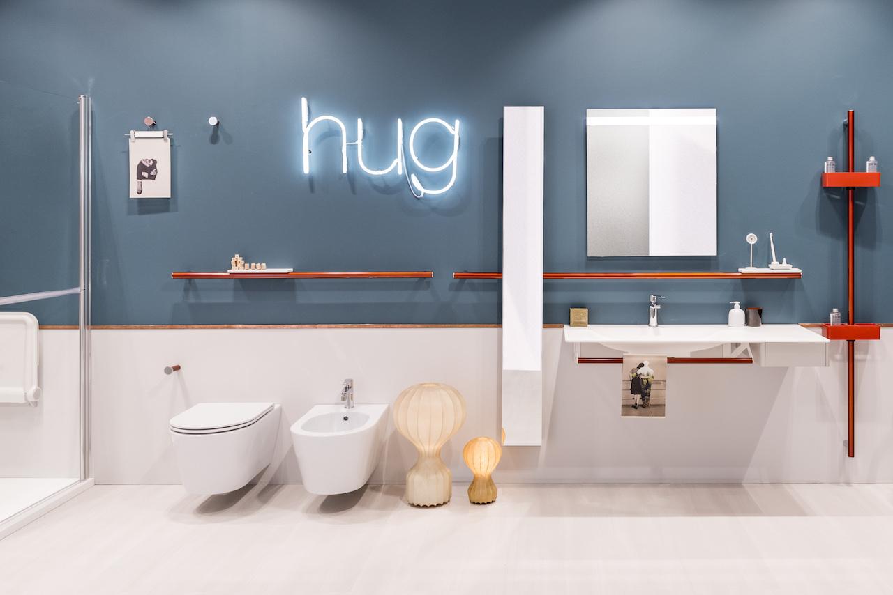 La massima sicurezza in bagno senza trascurare il design