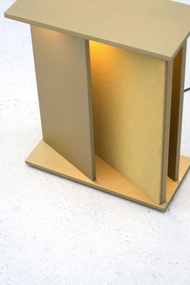 scultura di luce