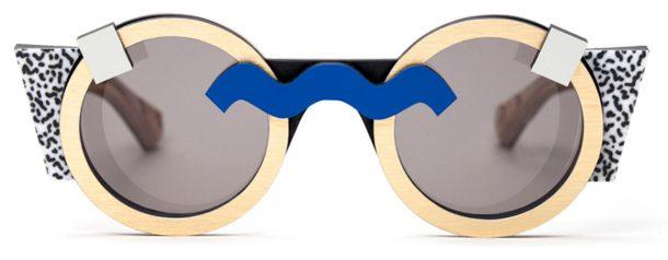 occhiali Sottsass