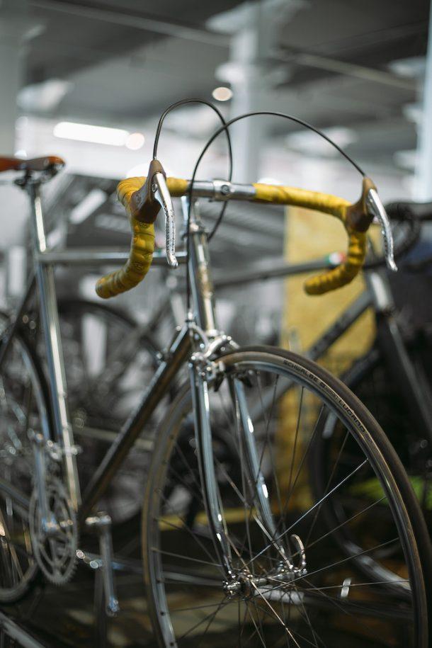 RAGGIO. Il festival della bici artigianale