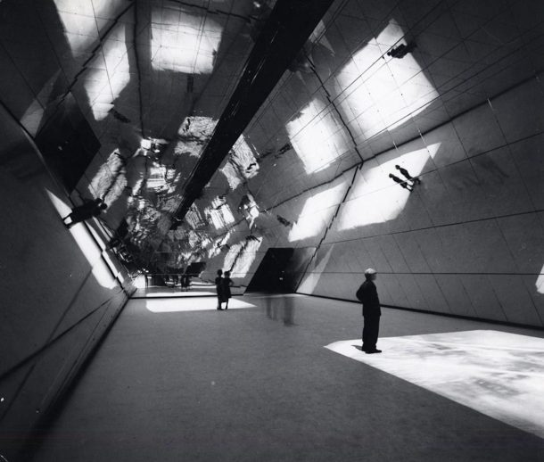 La mostra di Vittorio Gregotti al Pac di via Palestro a Milano