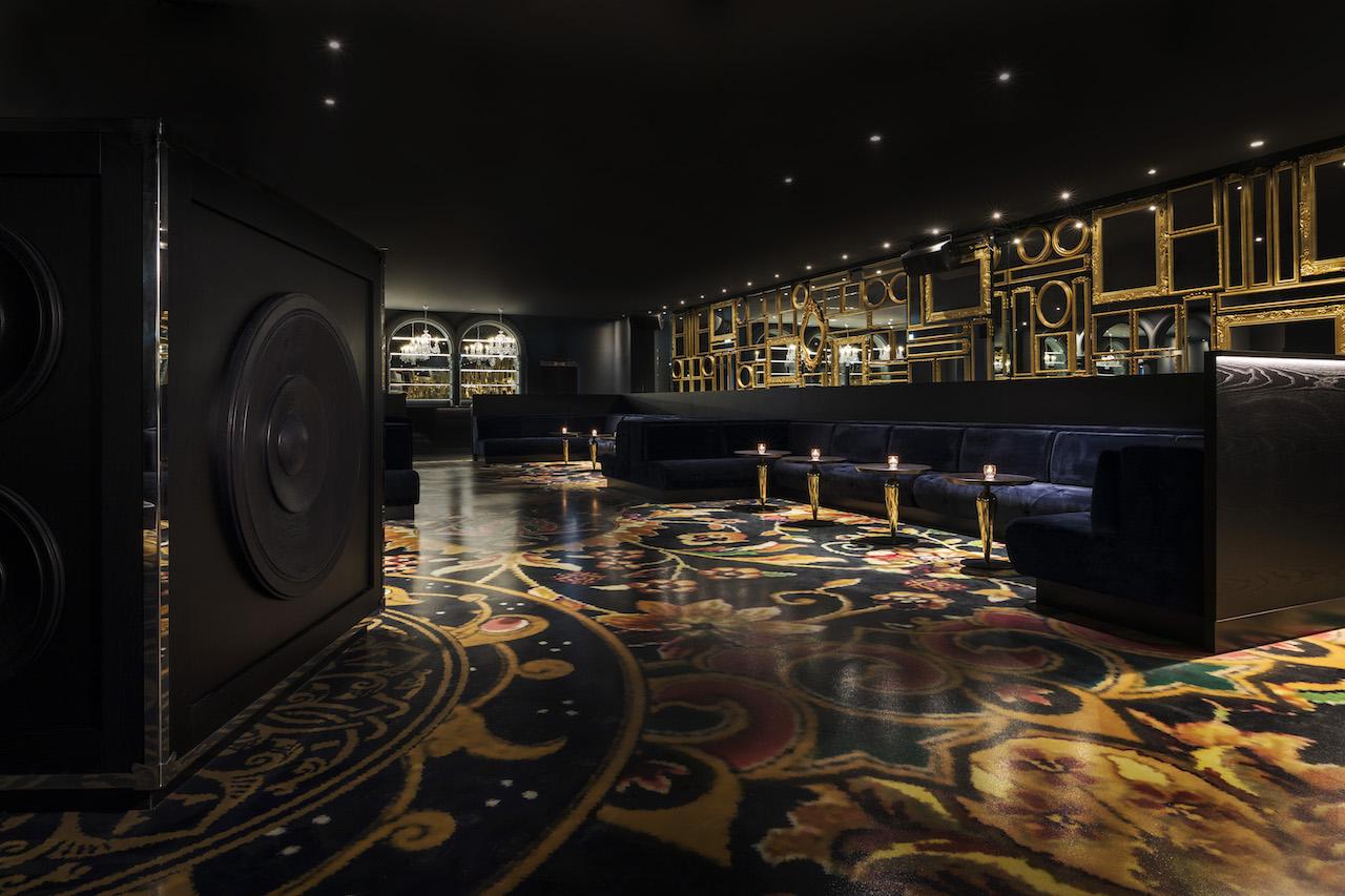 Il Mondrian Doha Hotel Firmato Marcel Wanders Design Street