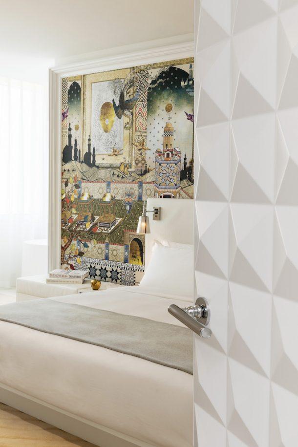 Mondrian Doha Hotel by Marcel Wanders
