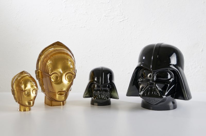 Nude Star Wars Icon collection