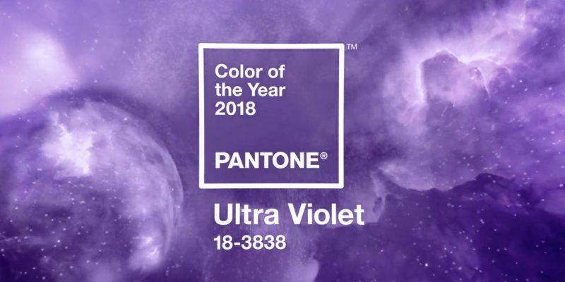 colore dell'anno 2018