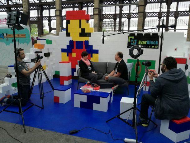 mattoni Lego giganti