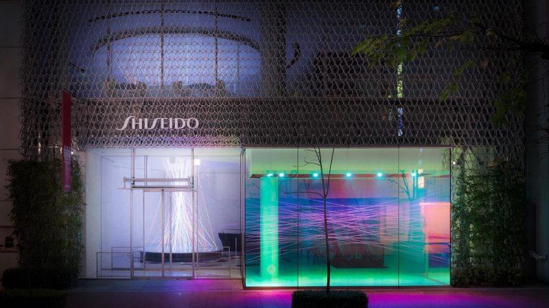 installazione shiseido