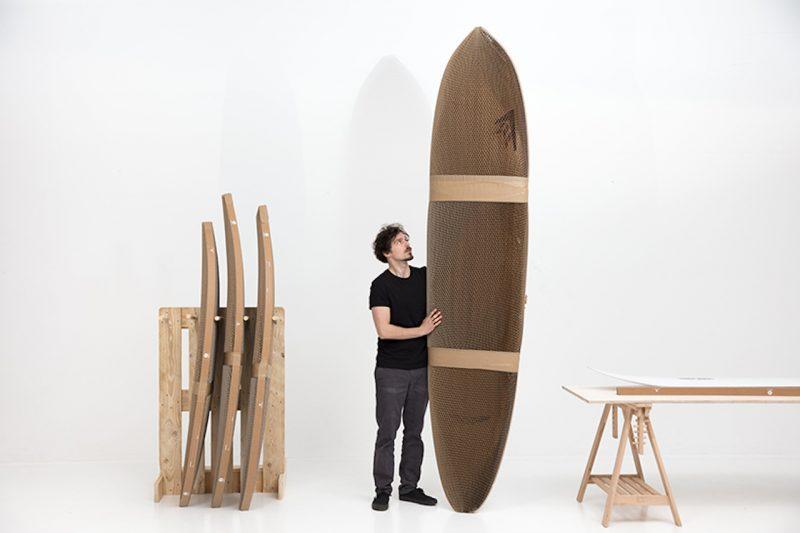 imballare tavole da surf
