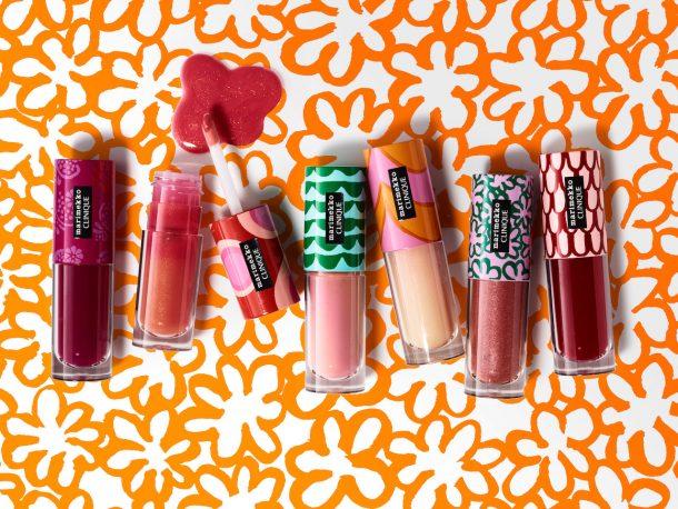 cosmetici Marimekko per Clinique