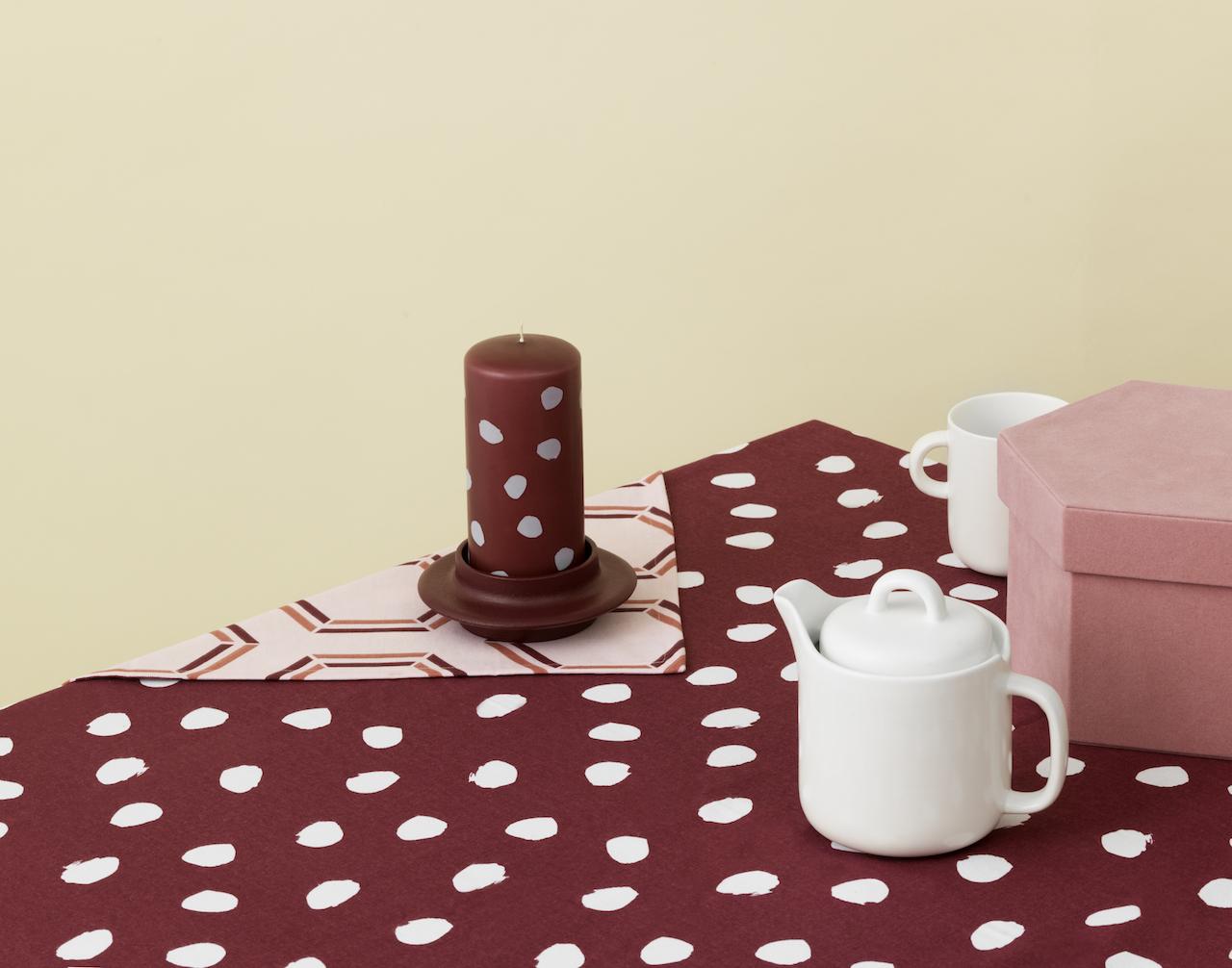 Table tableau nuove texture per la tavola da pranzo for Tavola da pranzo