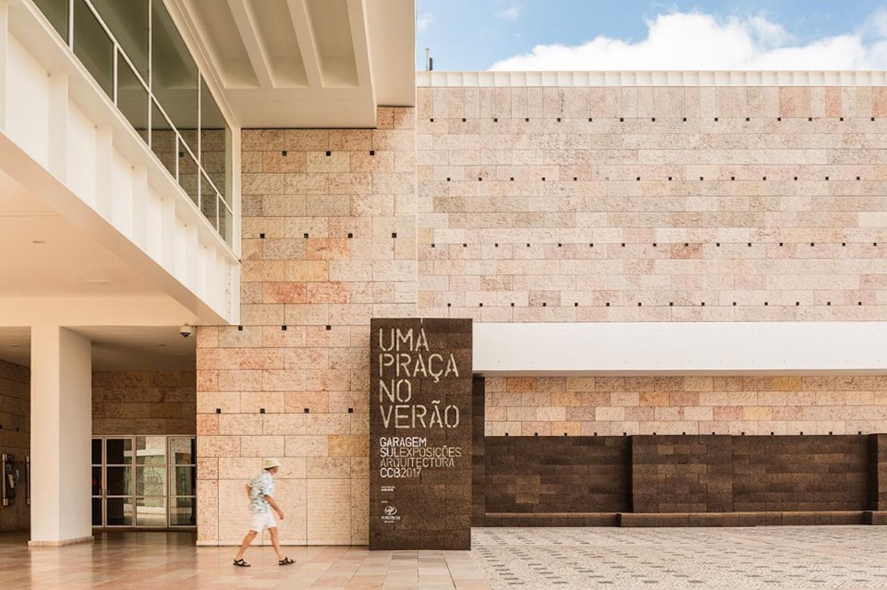 Amorim il muro in sughero per il ccb di lisbona design for Il territorio dell architettura vittorio gregotti