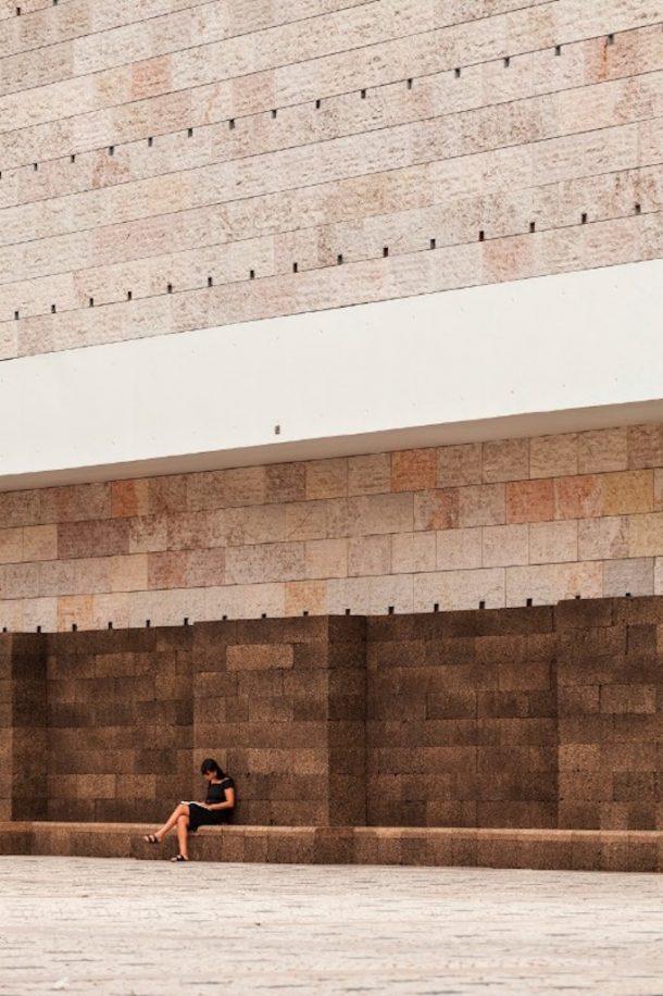 muro in sughero