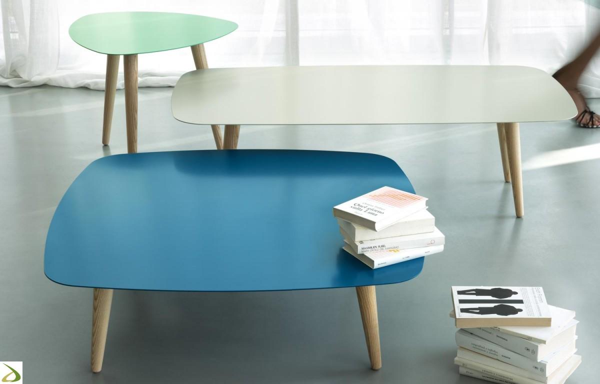 Tavolino soggiorno design decoupageitalia