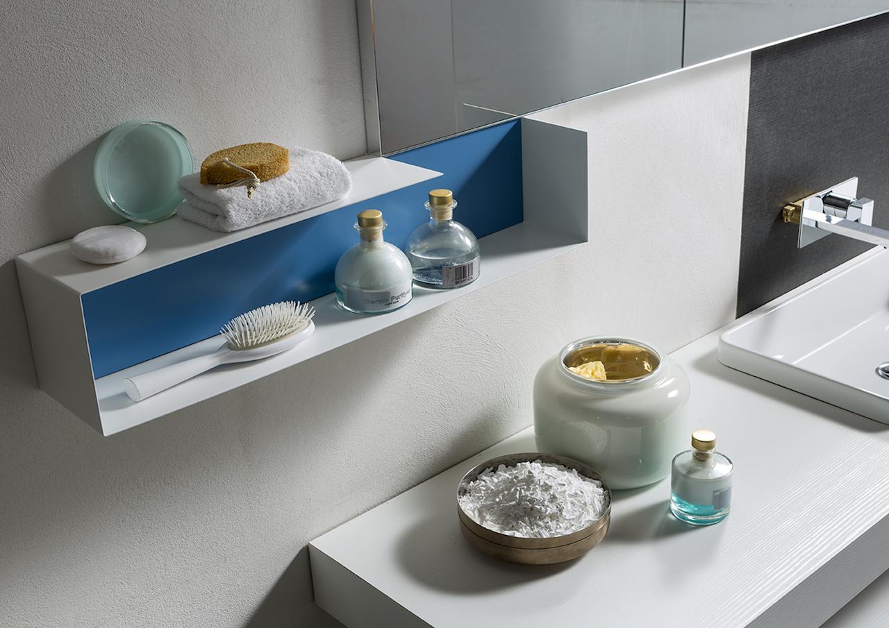 Pensili Da Bagno Verticali : Come scegliere i pensili per il bagno design street