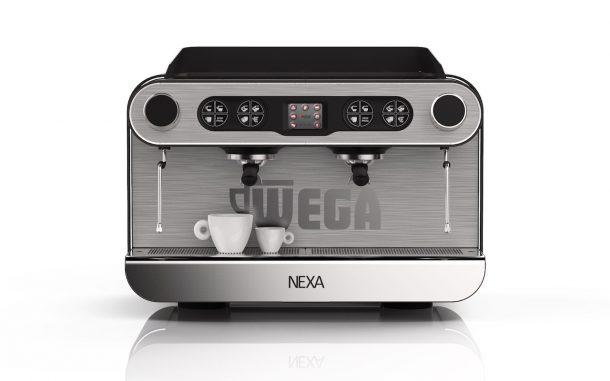Delineodesign: macchina da caffè Nexa per Wega