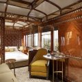 le nuiove grand suites del treno Orient Express
