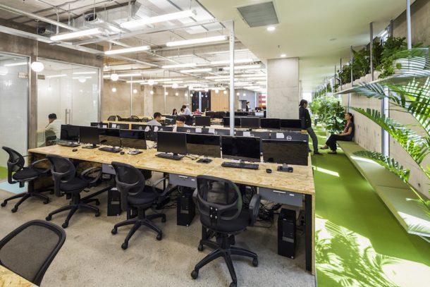 evoluzione ufficio