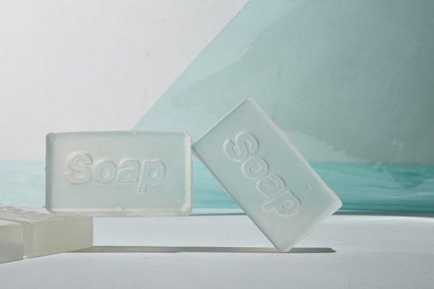 saponetta trasparente