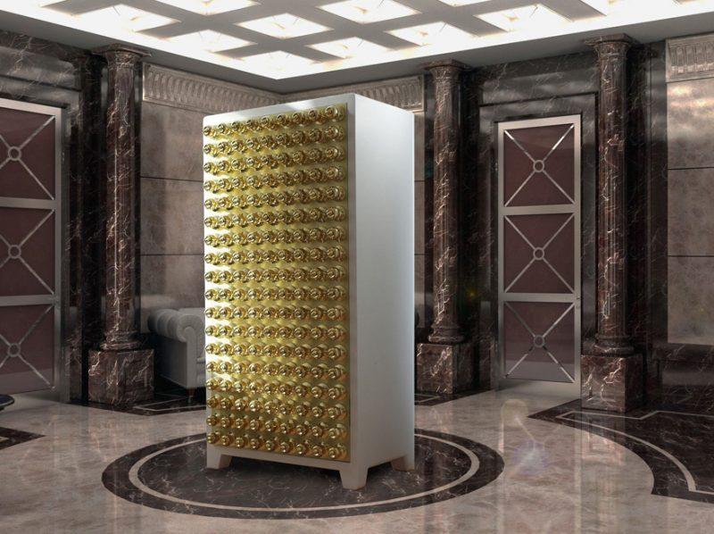 timesafe secret cabinet by janpaul