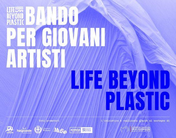 concorsi di design. Life beyond Plastic